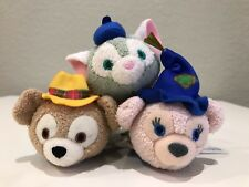 Disney Tsum Tsum 2017 Hong Kong Halloween Duffy ShellieMay Gelatoni
