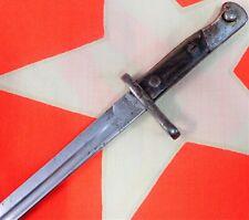 WW1 WW2 era M1913 Spanish Sword Bayonet