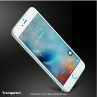 For Apple iPhone 7 8 10/X - 5D Full Cover Curved Tempered Glass Screen Protector