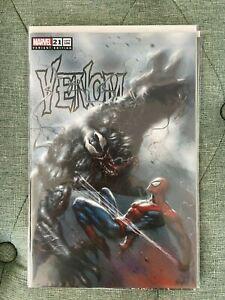 Venom 21 Lucio Parrillo ComicExposure Trade Dress Variant NM Beauty!!