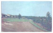 Cleveland Deluxe Cottages & Restaurant, Cleveland, GA Postcard