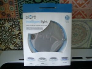 BIORB INTELLIGENT LIGHT.  NEW/BOXED.