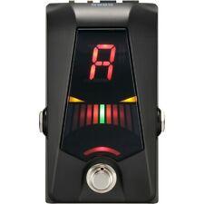 Korg tupbad Pitchblack Advance cromático pedal-tuner negro | nuevo
