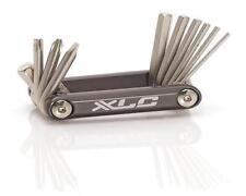 XLC multi herramienta Alu 10-piezas herramienta to-m06 bici bike reparación viaje MTB nuevo