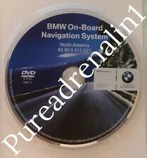 04 05 2006 BMW 745i 745Li 760i 760Li SEDAN NAVIGATION MAP CD DVD HIGH US CANADA