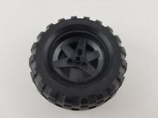 Lego® Technic Rad Reifen mit schwarzer Felge 44772 94.8 x 44R von Offroader 9398