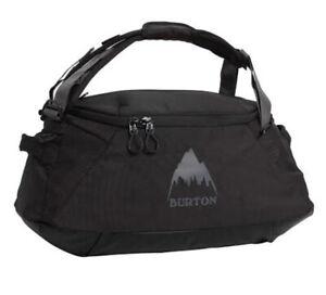 Burton Multi Path 40L Duffle True Black Rrp$180 New Snow Backpack