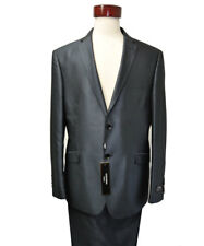 Men's Formal  dark blueish - shining slim fit  Suits ( 38 R / 32 )