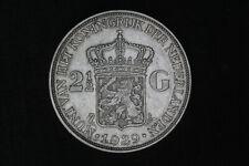 Netherlands - 2-1/2 gulden 1929 (#59)