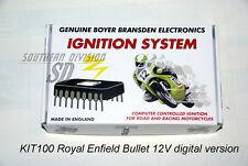 Boyer Micro-Digital Ignition Enfield 350 500 India Bullet elektronische Zündung
