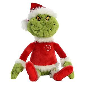 "Dr. Seuss Grinch Santa 19"""