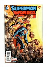 Superman / Wonder Woman #28 *Variant John Romita Jr Cover*NM- 9.2 DC 2016
