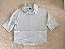Grey Oversize Sweatshirt Toast Sweaty Slouch.