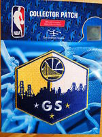"""Licensed NBA Golden State Warriors """"HomeTown"""" Fan Iron or Sew On Patch"""