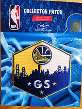 "Licensed NBA Golden State Warriors ""HomeTown"" Fan Iron or Sew On Patch"