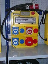 QUADRO ELETTRICO DA CANTIERE  DIX-P4-TFG21001-40 NUOVO CON LED TEST 18 KW