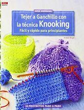 Tejer Ganchillo (Crea Con Patrones)