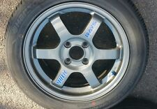JDM 15x7 4x100 RAYS VOLK TE37 WHEELS/TIRES  ITR EK9 EG6 SIR Civic Integra CRX