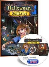 Halloween-Solitaire - PC - Windows XP / VISTA / 7 / 8 / 10