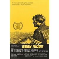 """EASY RIDER - LOOKING FOR AMERICA 91 x 61 cm 36"""" x 24"""" CLASSIC MOVIE POSTER"""