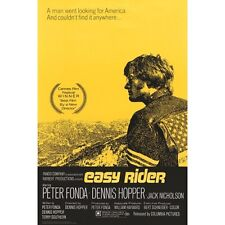 "EASY RIDER - LOOKING FOR AMERICA 91 x 61 cm 36"" x 24"" CLASSIC MOVIE POSTER"