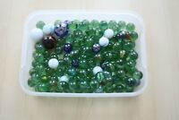 BAG OF MIXED MARBLES (750gms)