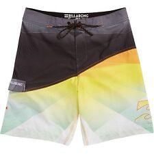 """Billabong Men Pulse Green 22"""" Boardshorts Swimwear Sz 32"""