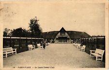 CPA Paris-Plage - Le Lawn-Tennis Club (163874)
