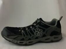 COLUMBIA VENTRAILIA Mens 13 Med Athletic Run Shoes Sneaker Black Gray BM3964-010