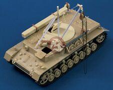 Verlinden 1/35 Bergepanzer Recovery Vehicle Conversion Panzer IV (Italeri) 927