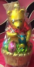 Christopher Radko Ornament Disney Winnie the Pooh Bear and Basket New in Box