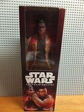 "Star Wars Disney The Force Awakens Finn 12"" Figure"