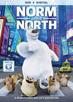 Norm of the North (DVD, 2016) New Free Shipping!
