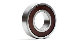 61908 6908 2RS Section mince Sealed roulement 40x62x12mm à billes profonds de cannelure