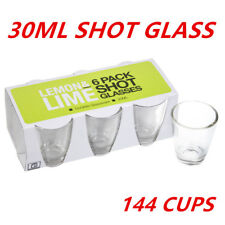 Set of 18 Shot Glass Cups Drinking Entertaining Bar Party 30ml Bestb