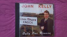 JOHN KELLY - ONLY ONE REASON. CD