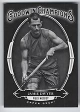 New listing JAMIE DWYER 2020 UPPER DECK GOODWIN CHAMPIONS BLACK & WHITE CARD - SSP