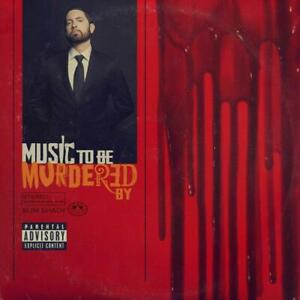 EMINEM - Music To Be Murdered By - Vinyl LP Record