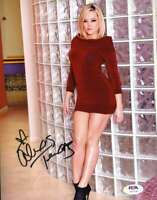 Alexis Texas PSA DNA Coa Hand Signed 8x10 AVN Photo Autograph
