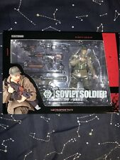 Metal Gear Solid V The Phantom Pain RMEX-002 Soviet Soldier Action Figure F/S
