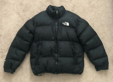 The North Face  Nuptse Jacket Men's Black Down 700 Puffer Jacket X-Large *READ*