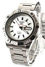 SEIKO 5 Sports Automatic SRP135 SRP135J1 Mens 100m Steel Watch Made In Japan