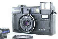 *Exc+4/Works Minolta Hi-Matic AF2 MD Point & Shoot 35mm Film Camera From Japan