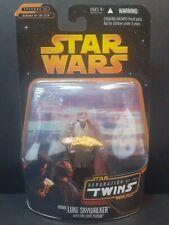 Star Wars Revenge of the Sith Infant Luke Skywalker With Obi-Wan Kenobi NIP