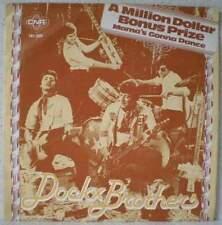 "DOCKX BROTHERS A million dollar bonus prize LISTEN RARE 7"" punk powerpop HOLLAND"