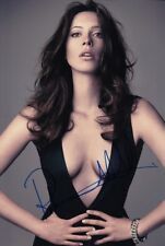 REBECCA HALL signed Autogramm 20x30cm IRON MAN in Person autograph COA SEXY