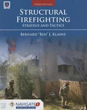 Structural Firefighting: Strategy and Tactics, NFPA, Good Book