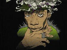 WIZ KHALIFA Rap Record Star T-Shirt Rapper Hip Hop Music FREE Shipping sz Medium