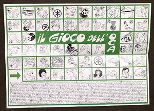 Lega Nord - Il Grande Gioco Padano dell'Oca - 1995 ca.