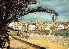 BR22702 Banyuls sur Mer la plage vue des jardins france
